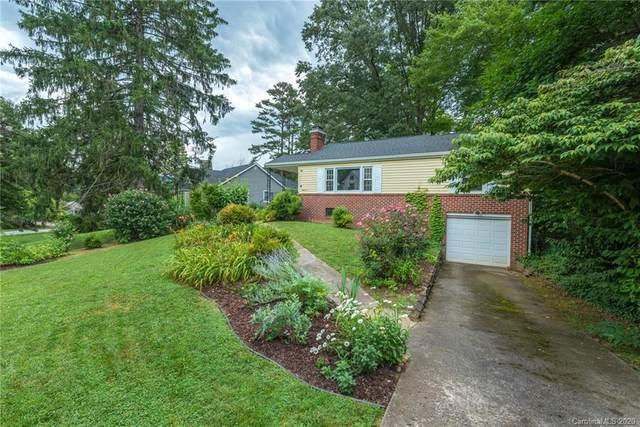 41 Mount Vernon Place, Asheville, NC 28804 (#3644981) :: Keller Williams Professionals