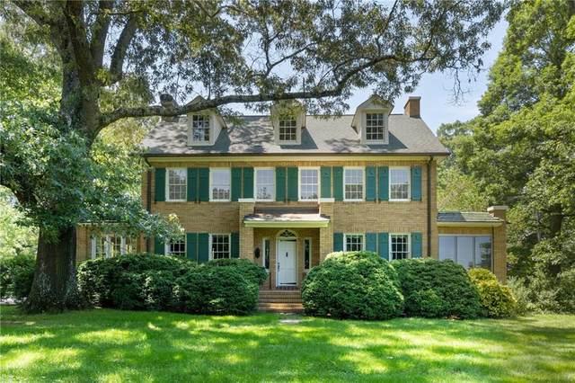 320 W C Street, Newton, NC 28658 (#3644993) :: Carlyle Properties