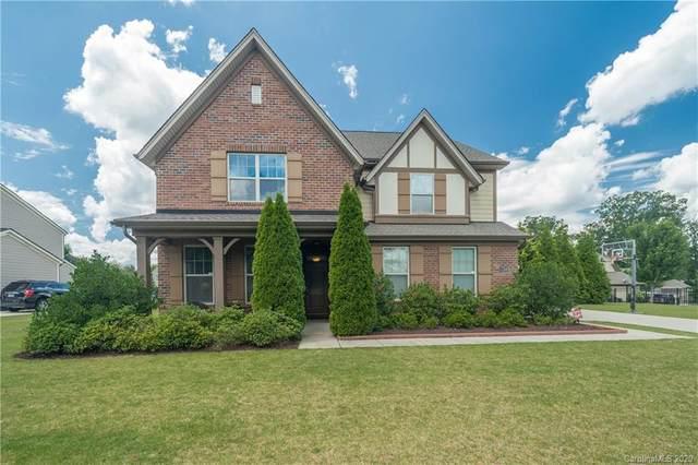 7314 Vesper Drive, Huntersville, NC 28078 (#3645086) :: Stephen Cooley Real Estate Group