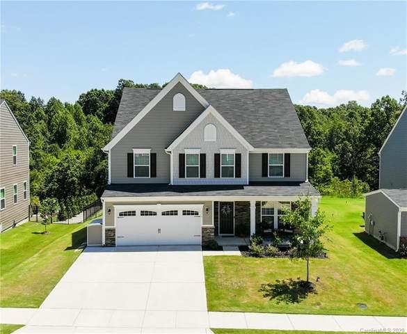 136 Tetcott Street, Mooresville, NC 28115 (#3645111) :: Rinehart Realty