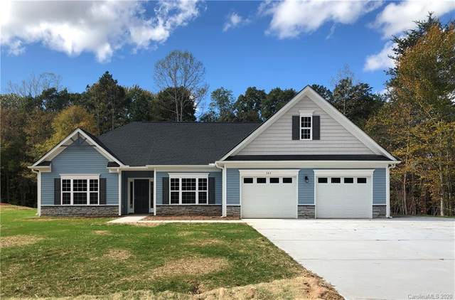 126 Windstone Drive #43, Troutman, NC 28166 (#3645154) :: Carlyle Properties
