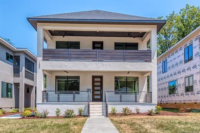 1007 Matheson Avenue, Charlotte, NC 28205 (#3645205) :: Homes Charlotte