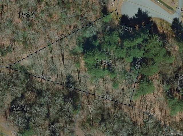 Lot 8 Oxford Court, Brevard, NC 28712 (#3645232) :: High Performance Real Estate Advisors