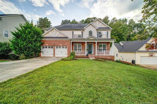 4051 River Falls Drive, Lowell, NC 28098 (#3645243) :: Stephen Cooley Real Estate Group