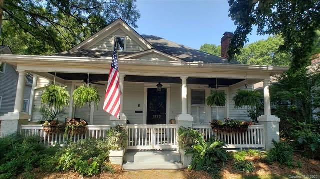 1323 Thomas Avenue, Charlotte, NC 28205 (#3645249) :: Johnson Property Group - Keller Williams