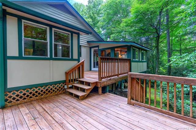 381 Locust Drive, Maggie Valley, NC 28751 (#3645263) :: Ann Rudd Group