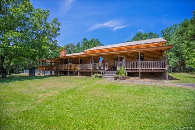 501 Martin Road, Wadesboro, NC 28170 (#3645316) :: Johnson Property Group - Keller Williams