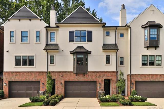 4045 City Homes Place #22, Charlotte, NC 28210 (#3645370) :: Puma & Associates Realty Inc.