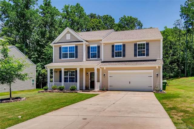 132 Rippling Water Drive, Mount Holly, NC 28120 (#3645372) :: Omega Home Team