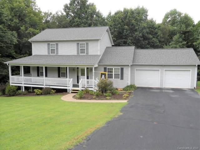 210 Sequoyah Circle, Morganton, NC 28655 (#3645394) :: Rinehart Realty