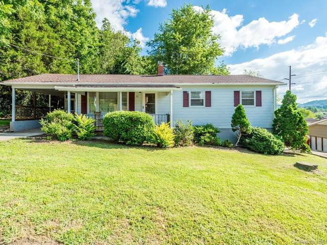 32 Arnold Heights, Waynesville, NC 28786 (#3645419) :: Zanthia Hastings Team