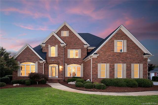 5640 Zion Church Road, Concord, NC 28025 (#3645489) :: Stephen Cooley Real Estate Group