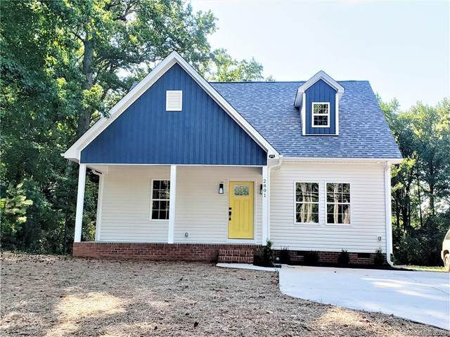2801 Old Steele Creek Road, Charlotte, NC 28208 (#3645501) :: High Performance Real Estate Advisors