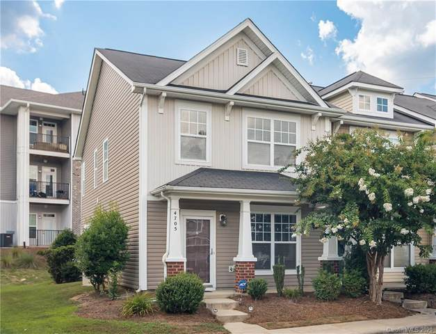 4705 Stoney Branch Drive #60, Charlotte, NC 28216 (#3645508) :: Caulder Realty and Land Co.