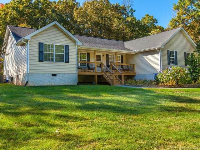 210 Laurel Terrace Court, Mills River, NC 28759 (#3645600) :: Rinehart Realty