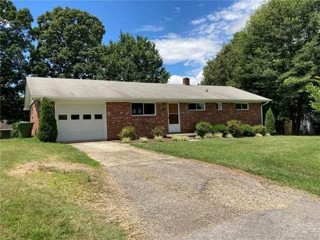 16 Sandhurst Drive, Asheville, NC 28806 (#3645638) :: Homes Charlotte