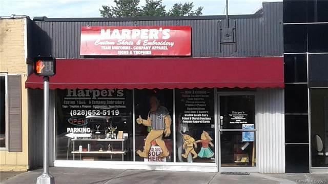 150 South Main Street, Marion, NC 28752 (#3645686) :: Austin Barnett Realty, LLC