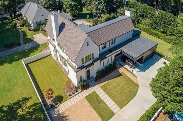 4052 Arbor Way, Charlotte, NC 28211 (#3645811) :: Robert Greene Real Estate, Inc.