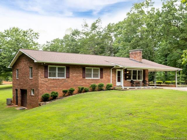 121 Pine Hill Drive, Marion, NC 28752 (#3645813) :: Stephen Cooley Real Estate Group