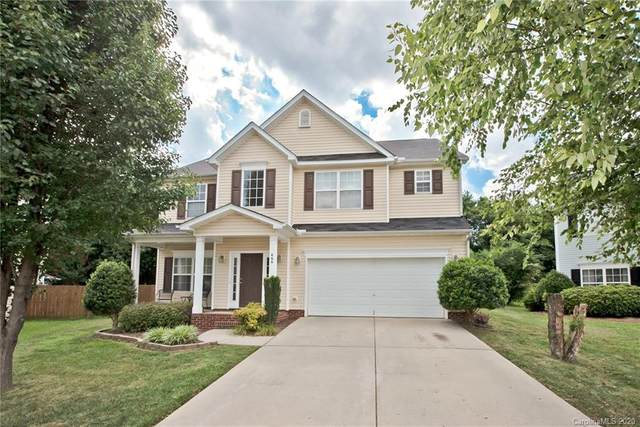 466 Pier Point Court NW, Concord, NC 28027 (#3645845) :: Premier Realty NC