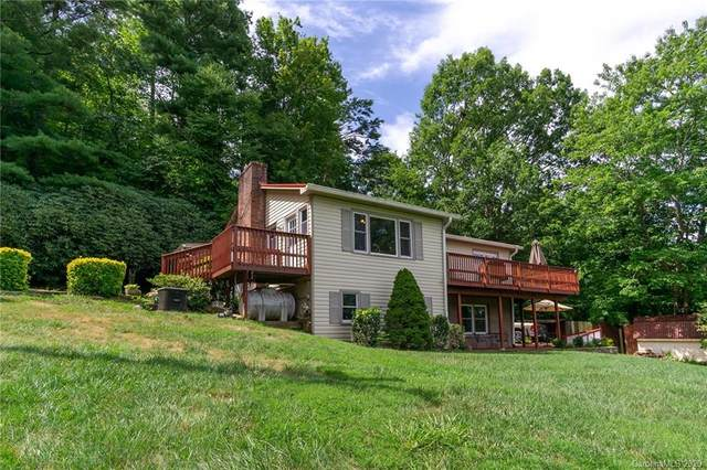 27 New Valley Road, Swannanoa, NC 28778 (#3645920) :: Cloninger Properties