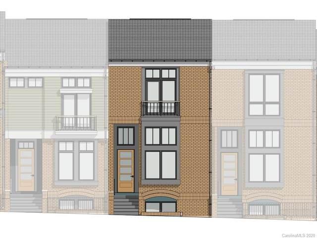 428 E 33rd Street Unit 29, Charlotte, NC 28205 (#3645958) :: LePage Johnson Realty Group, LLC