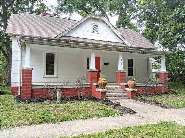 808 S Yadkin Avenue, Spencer, NC 28159 (#3646034) :: Carlyle Properties
