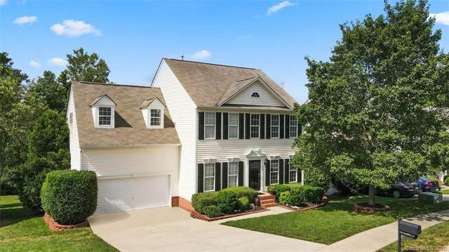 11622 Rudolph Place Drive, Pineville, NC 28134 (#3646036) :: Premier Realty NC
