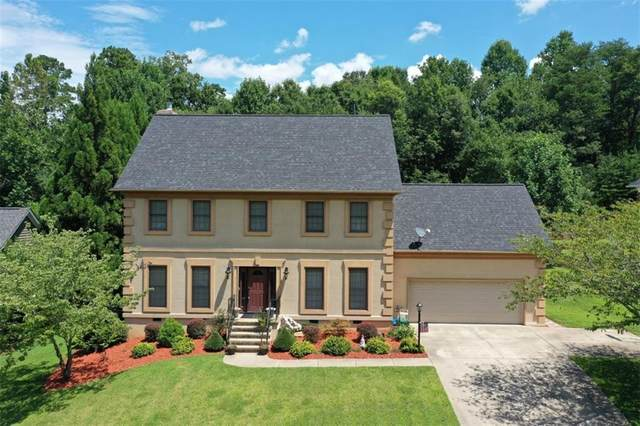 168 37th Ave Place, Hickory, NC 28601 (#3646083) :: High Performance Real Estate Advisors