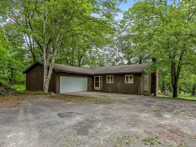675 Hart Road, Pisgah Forest, NC 28768 (#3646086) :: Stephen Cooley Real Estate Group