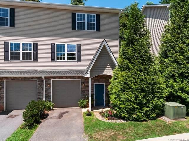 9 Terrace Court, Asheville, NC 28804 (#3646118) :: Rinehart Realty
