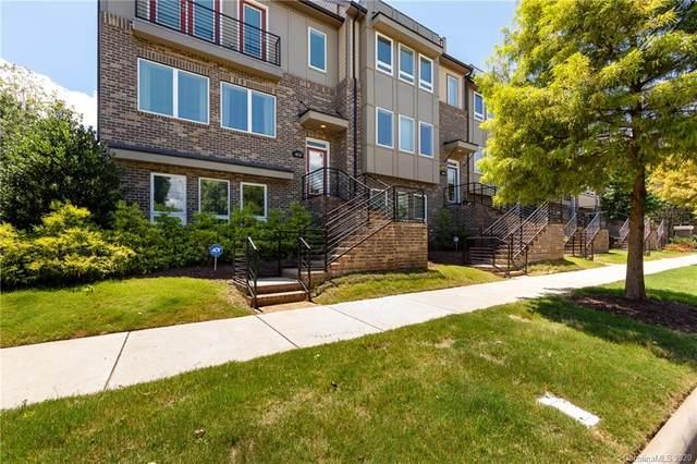 1812 Sunnyside Avenue, Charlotte, NC 28204 (#3646149) :: Carver Pressley, REALTORS®