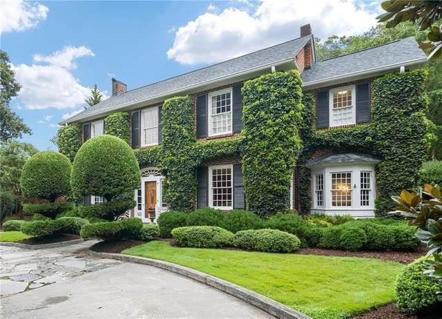 548 North Center Street, Hickory, NC 28601 (#3646162) :: High Performance Real Estate Advisors