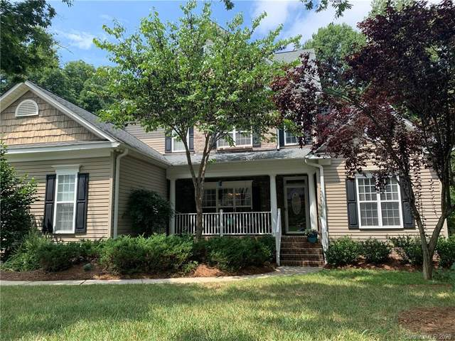 11714 Crossroads Place #25, Concord, NC 28025 (#3646163) :: Rinehart Realty