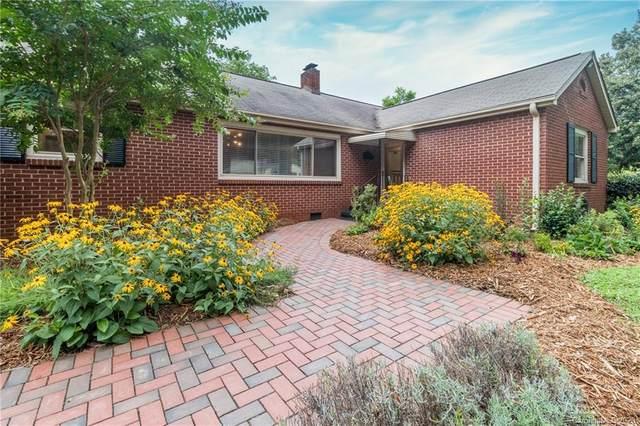 1627 Medford Drive, Charlotte, NC 28205 (#3646222) :: High Performance Real Estate Advisors