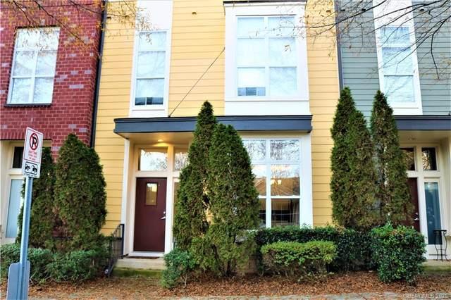 2125 Southend Drive #123, Charlotte, NC 28203 (#3646230) :: Homes Charlotte
