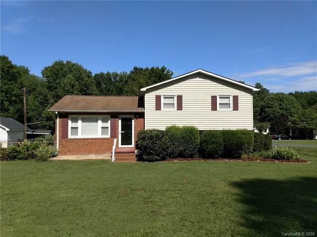 980 Ed Weaver Road, Salisbury, NC 28146 (#3646234) :: Stephen Cooley Real Estate Group