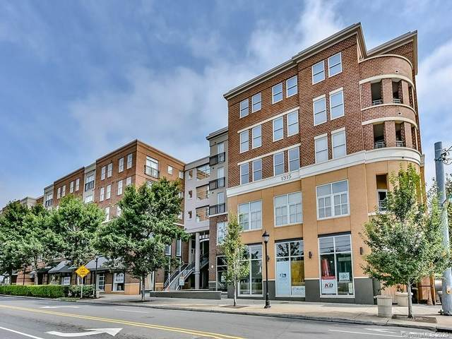 1315 East Boulevard #325, Charlotte, NC 28203 (#3646242) :: Carlyle Properties