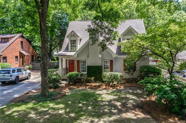 1408 Morningside Drive, Charlotte, NC 28205 (#3646244) :: Robert Greene Real Estate, Inc.