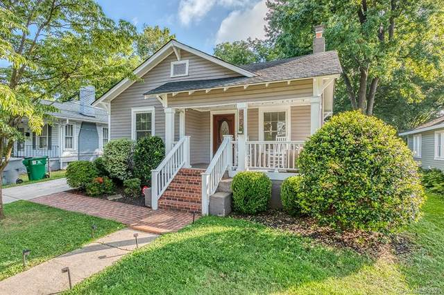 825 E 35th Street, Charlotte, NC 28205 (#3646257) :: Keller Williams South Park