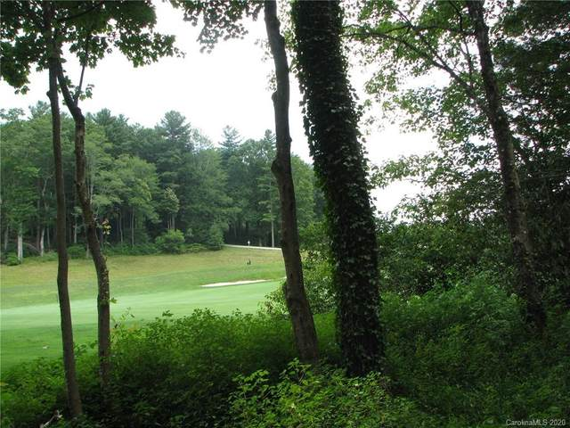11 Fairway Drive #11, Lake Toxaway, NC 28747 (#3646274) :: Stephen Cooley Real Estate Group
