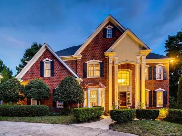 9109 Kalanchoe Drive, Matthews, NC 28105 (#3646279) :: Carlyle Properties