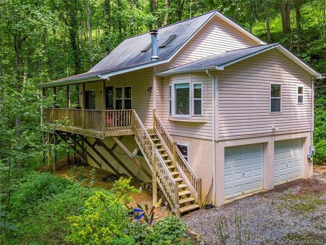 245 Greenview Drive, Maggie Valley, NC 28751 (#3646288) :: Keller Williams Professionals