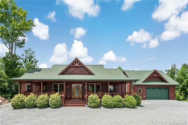 1265 Mountain Vista Drive, Nebo, NC 28761 (#3646301) :: Keller Williams Professionals