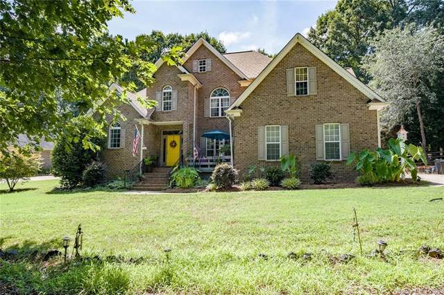 209 Gannett Drive, Mooresville, NC 28117 (#3646304) :: Stephen Cooley Real Estate Group