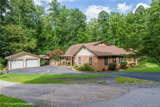 14 Nubs Knob Drive, Marion, NC 28752 (#3646322) :: Caulder Realty and Land Co.