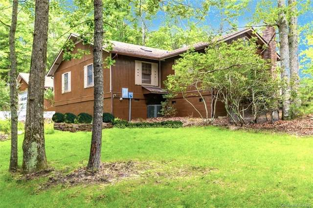 1268 Sequoyah Woods Drive, Brevard, NC 28712 (#3646352) :: Carlyle Properties