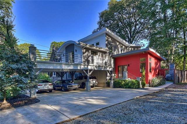 2041 Bay Street, Charlotte, NC 28205 (#3646378) :: LePage Johnson Realty Group, LLC