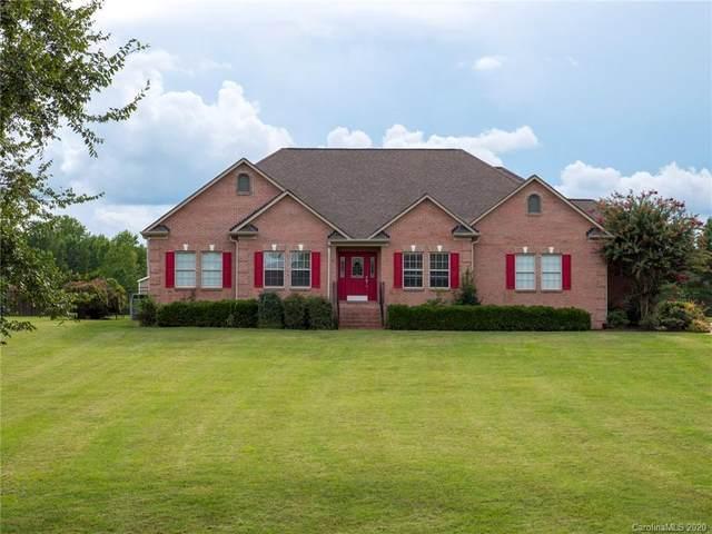 515 Heather Place, Monroe, NC 28112 (#3646383) :: Rinehart Realty