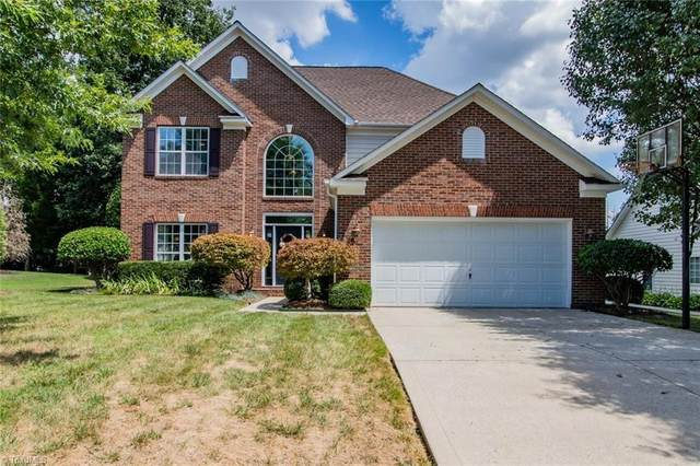 9814 Ashburton Drive, Charlotte, NC 28216 (#3646394) :: High Performance Real Estate Advisors